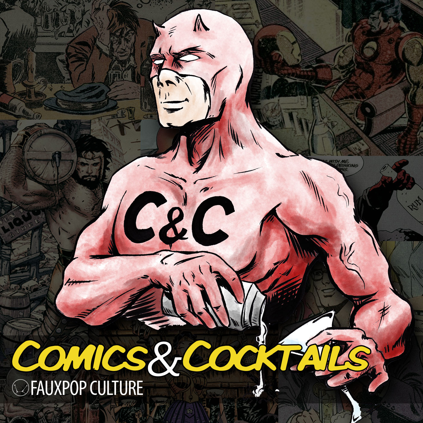 Comics and Cocktails - Audio